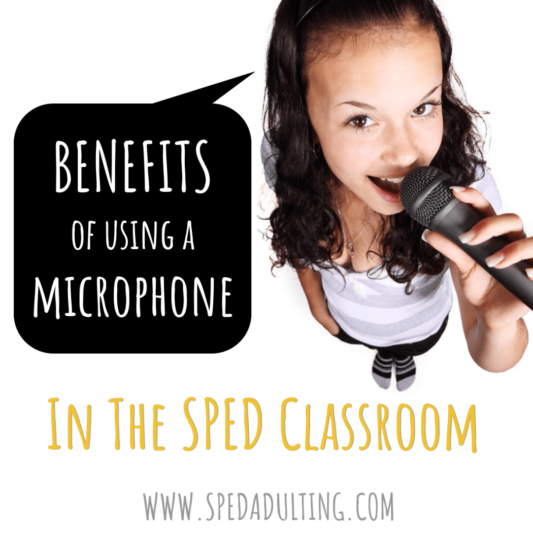Blog Benefits Of Using A Microphone In The Special