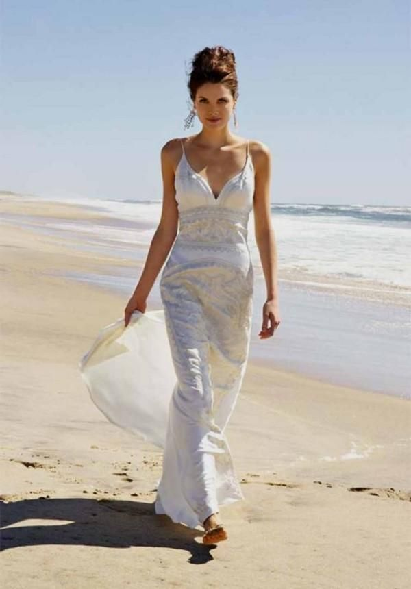 029543031d casual beach wedding dresses for older brides Naf Dresses | our ...