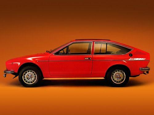1976 Alfa Romeo Alfetta Gts Alfa Romeo Alfa Romeo Coupe Alfa Romeo Cars