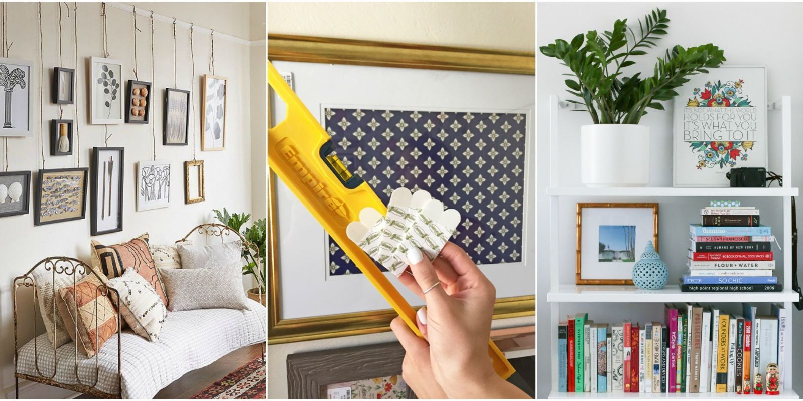 It Makes Moving Pieces Around So Much Easier Contemporary Decor Modern Hanging