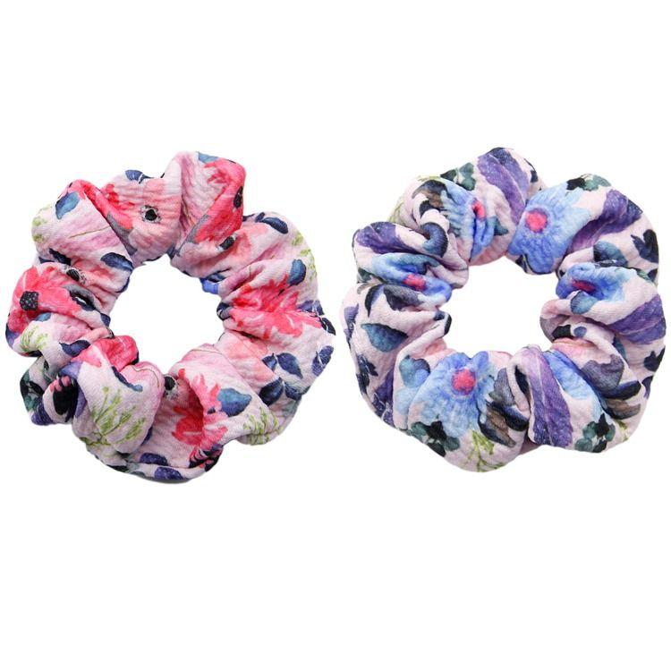 Scrunchies Ponytail holder Scrunchie Hair Tie Fabric Scrunchy Scrunchy