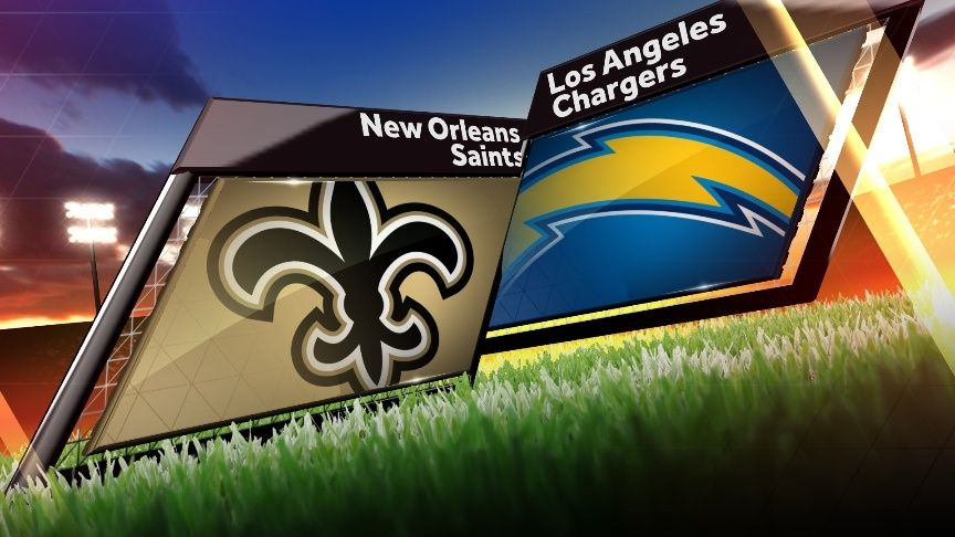 Watch New Orleans Saints Vs Los Angeles Chargers Live Stream Teams New Orleans Saints Vs Los Angeles Charger Saints Vs New Orleans Saints Los Angeles Chargers