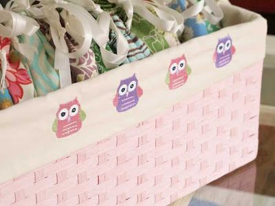 inspire co.: baby shower gift