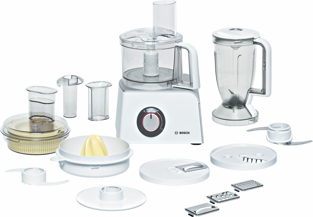 Bosch Kuchenmaschine Multifunktions Kuchenmaschine Mit Viel