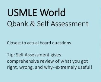 UWorld Self Assessment for Step 1 | All Materials for USMLE