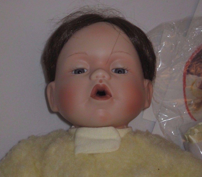 Ashton Drake 1992 Mommy I'm Sleepy Kathy Hippensteel Doll, Box, COA ,+
