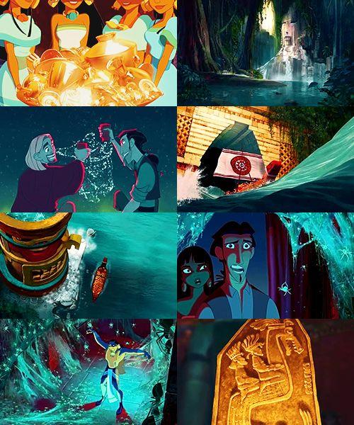 203 Best Images About Disney Pixar Dreamworks On: Camino Hacia El Dorado, El