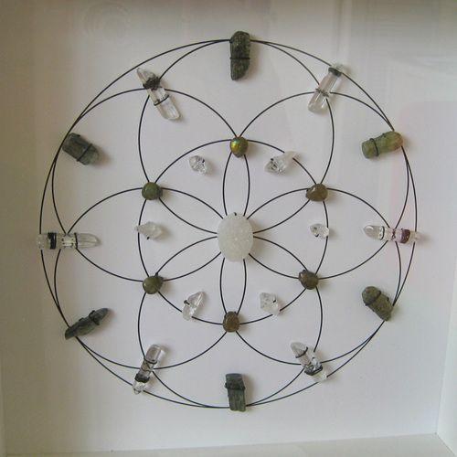 'Transformation' Crystal Grid