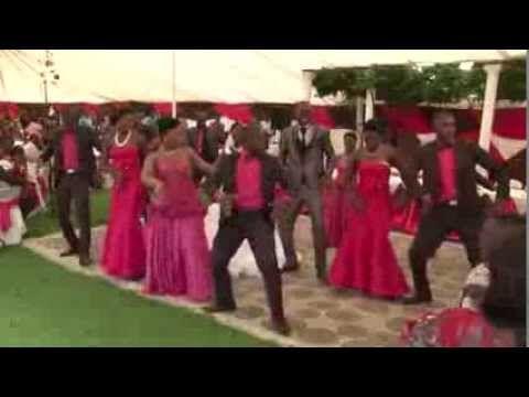 Gari Karen S Wedding Dance Kukere