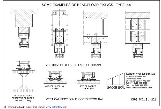 Glass Panel Detail Google Search Construction Dwg