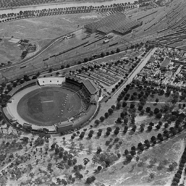Melbourne Cricket Ground Mcg 1931 Melbourne City Melbourne Cricket Ground