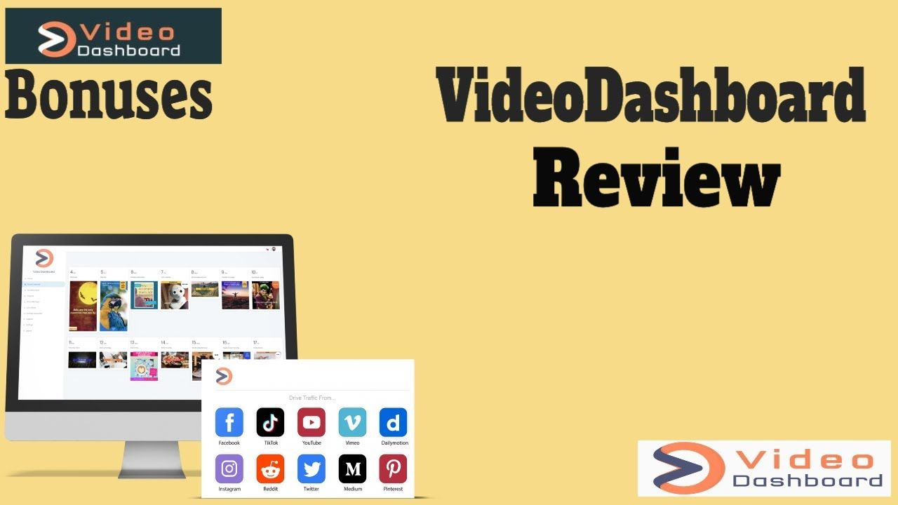 Get Videodashboard Don T Buy Videodashboard Without My Bonuses Without Me Search Pins Futuristic Technology