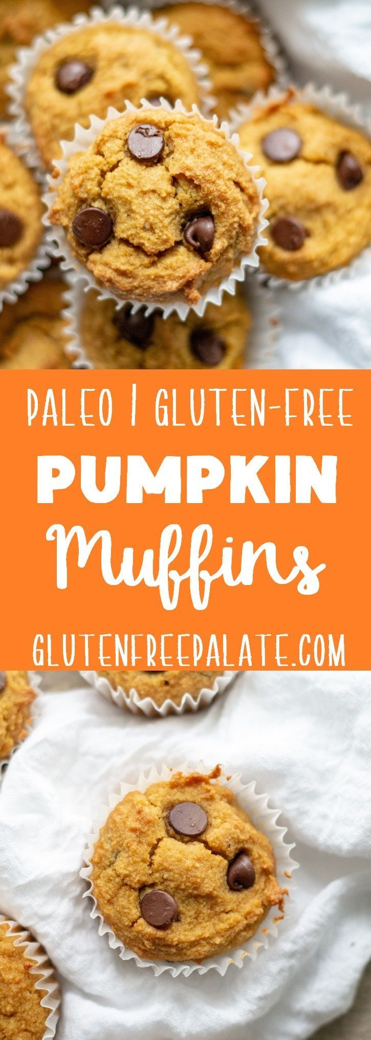 Paleo Pumpkin Muffins #pumpkinmuffins