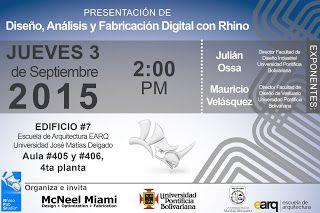Rhino News, etc.: Design, Analysis and Fabrication with Rhino