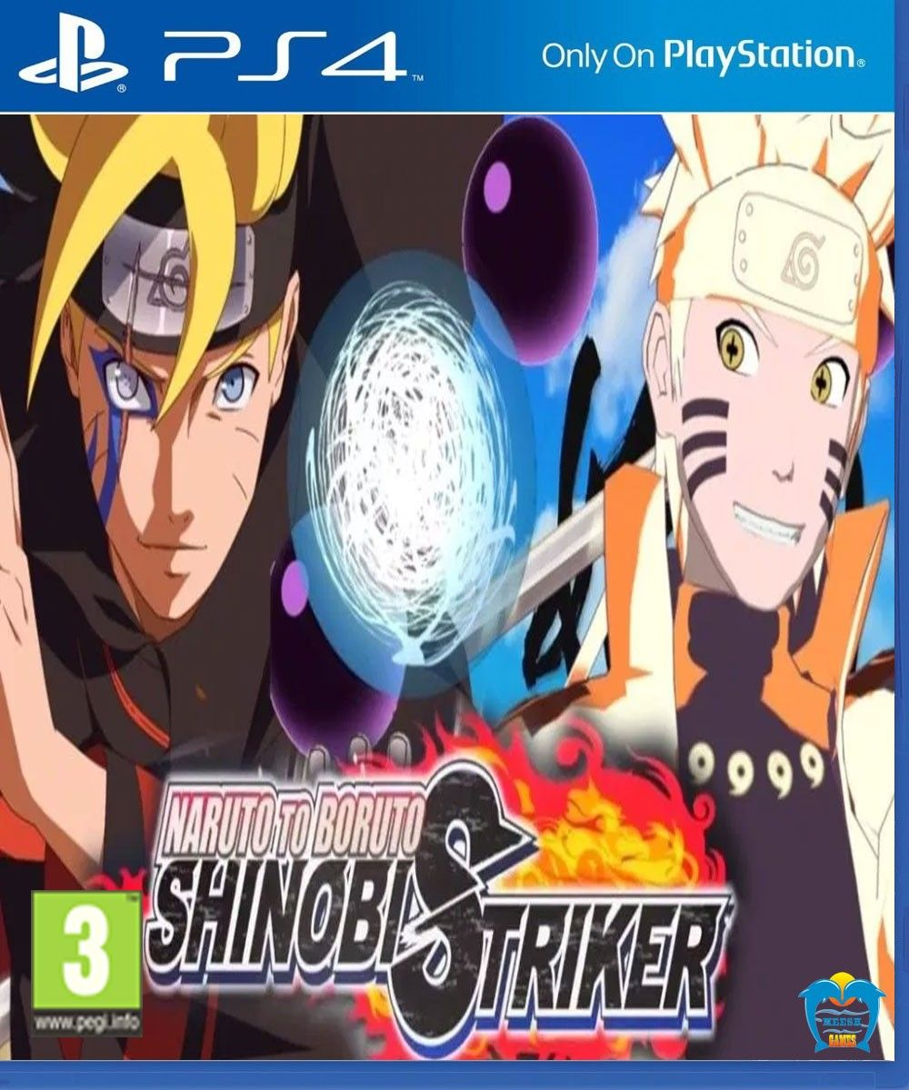Naruto to Boruto: Shinobi Striker | Ps4 Games | Naruto games