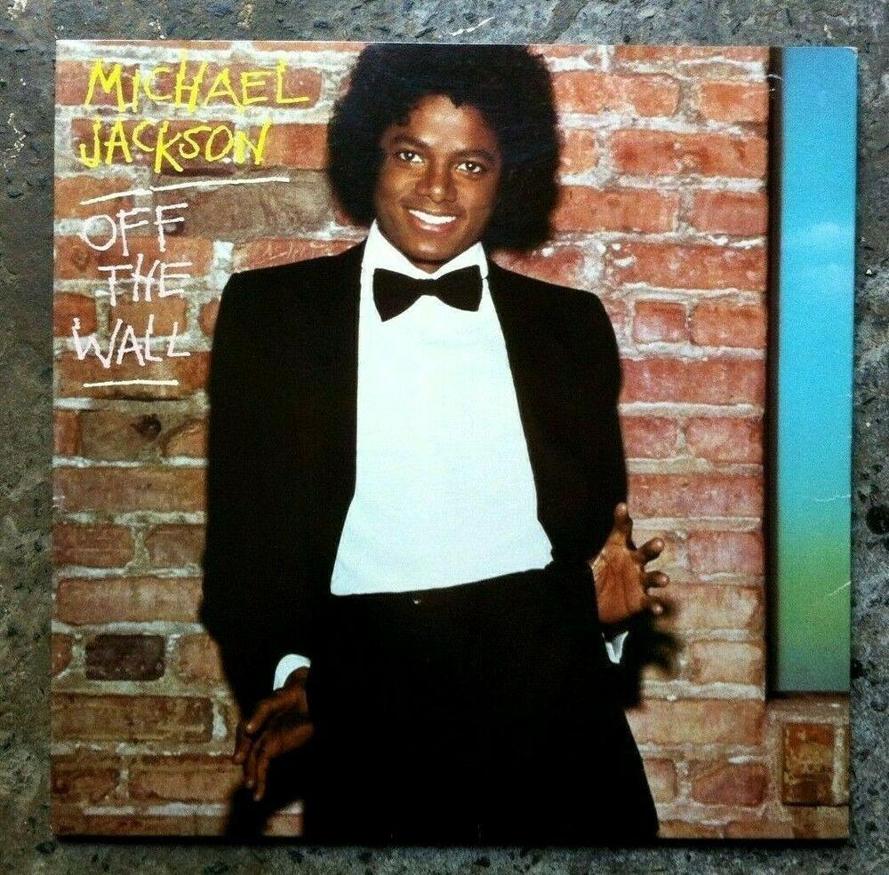 Michael Jackson Off The Wall Vinyl LP. Gatefold Sleeve