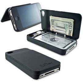 Slim iPhone Wallet & case.