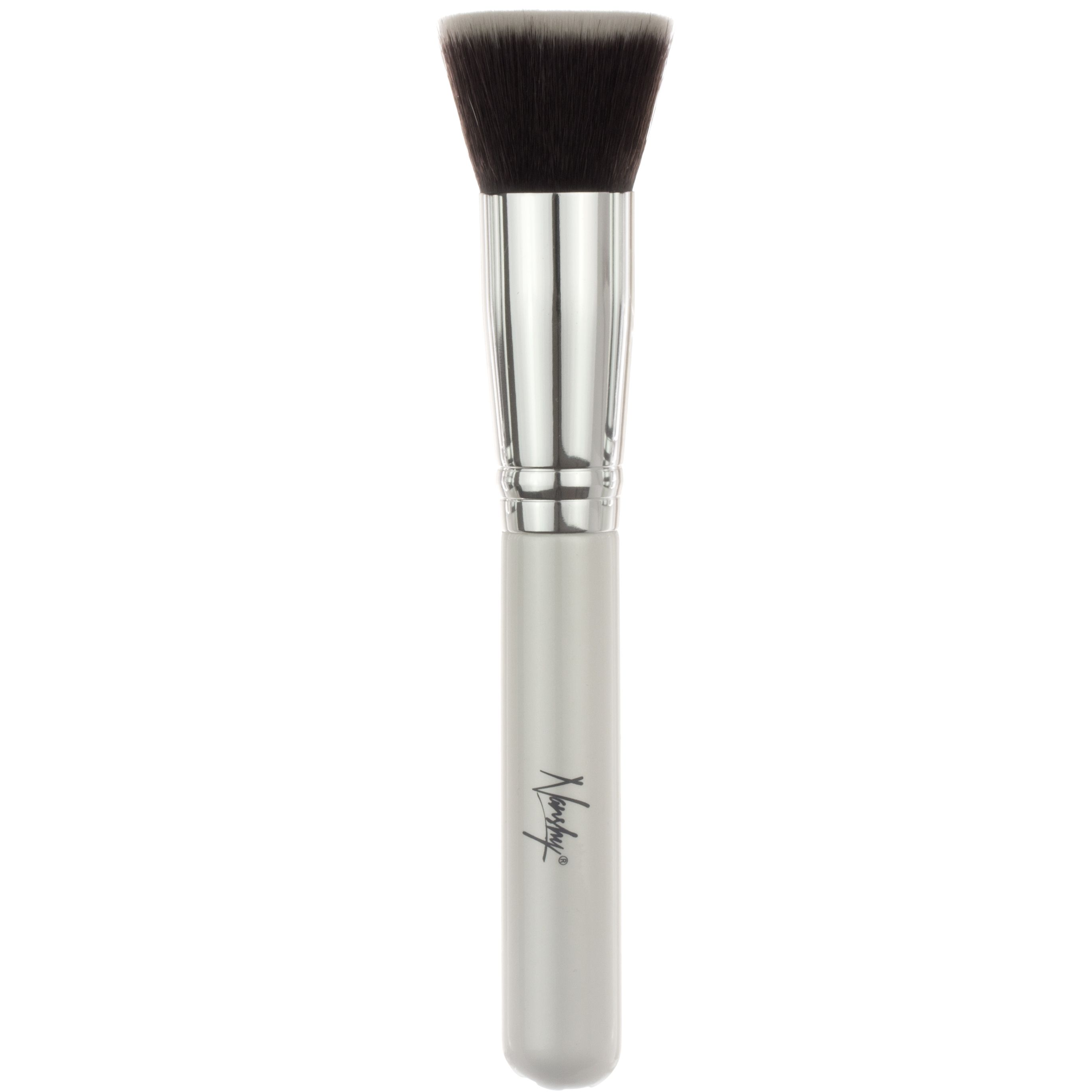 Nanshy Foundation Brushes, Flat, Tapered, Round, Angled