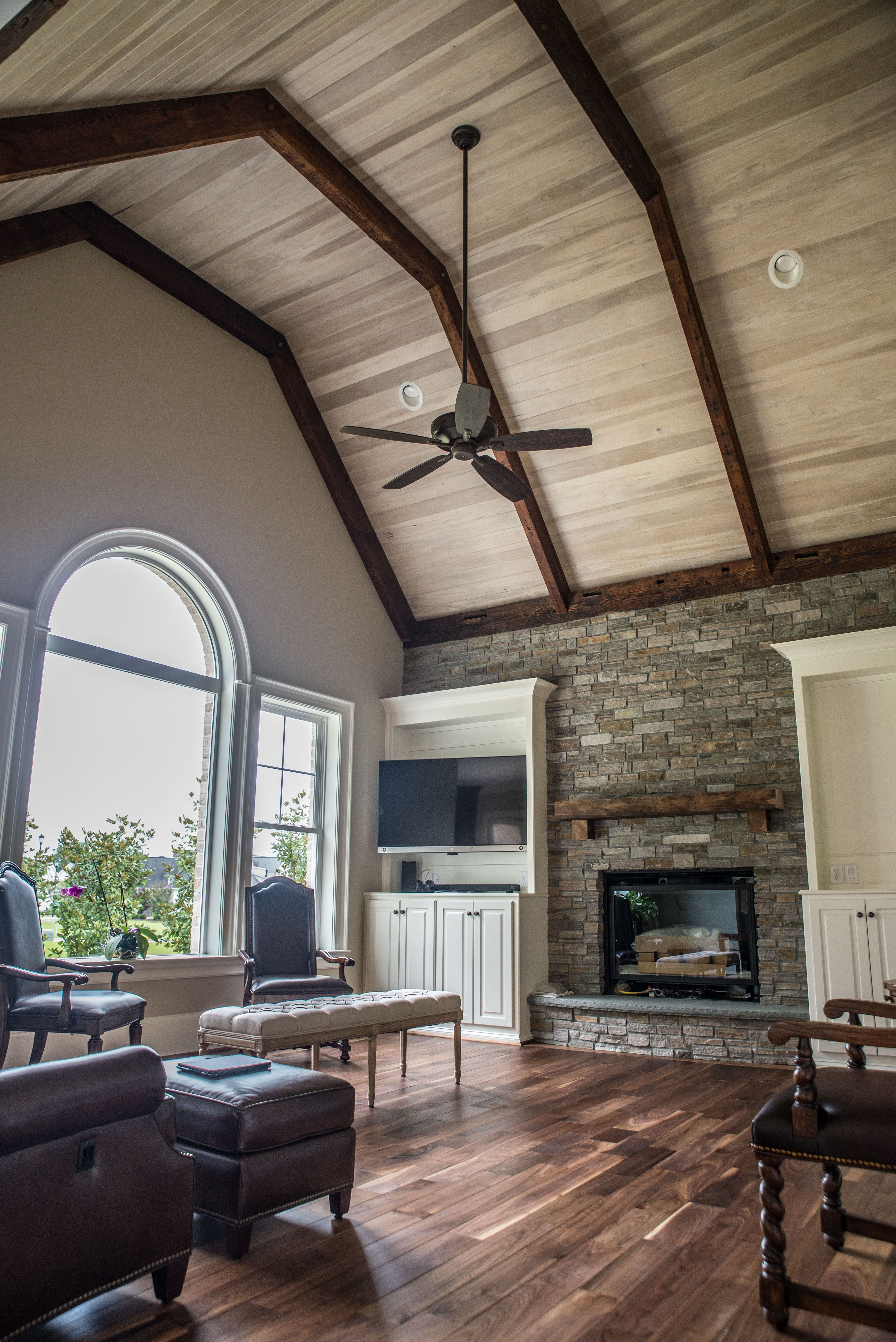 This images showcases several products we have the 5 for Wood vaulted ceiling
