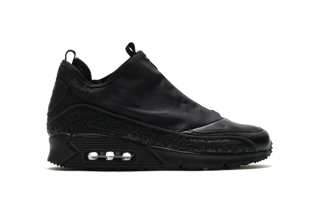 Nike Blacks-Out the Air Max 90 Utility