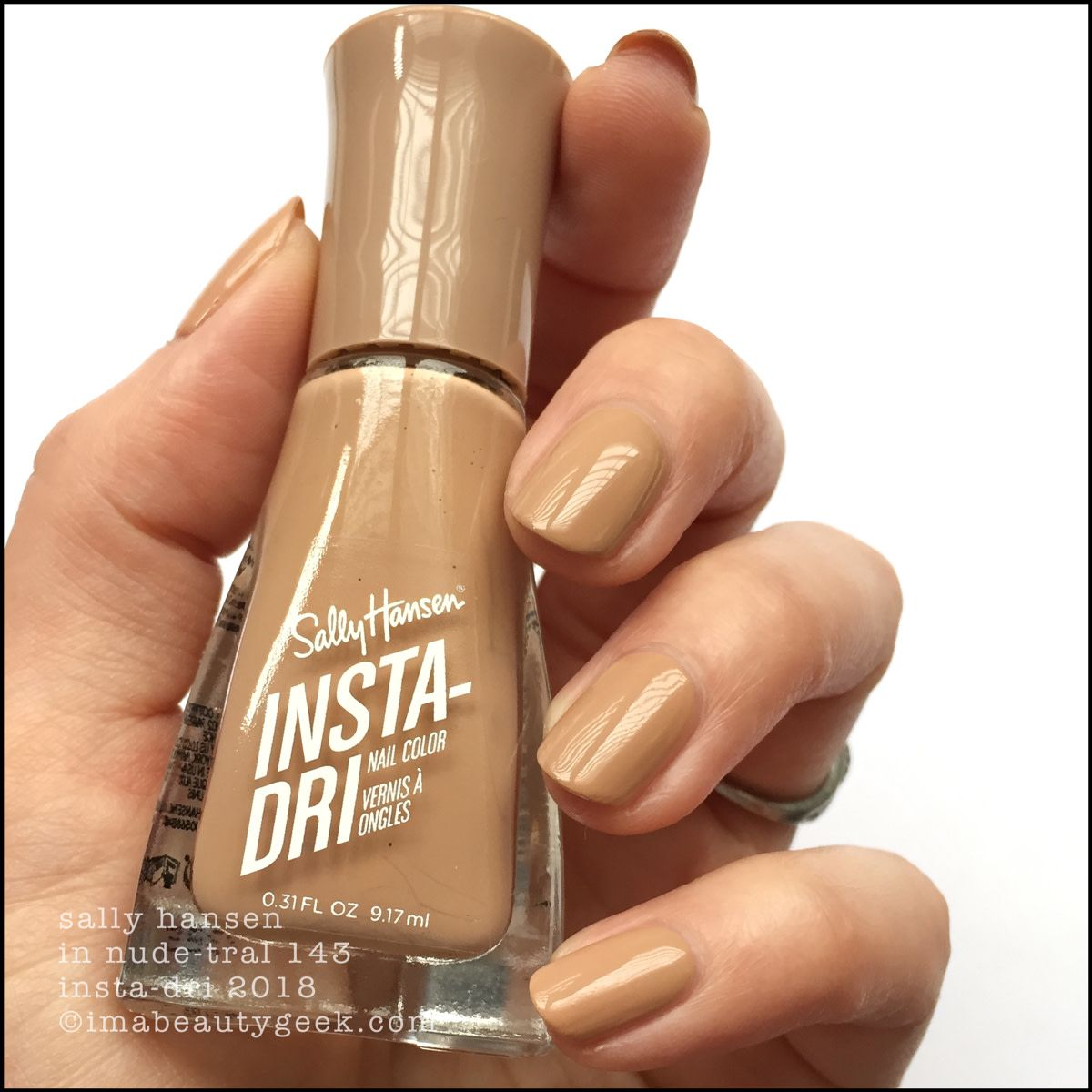Sally Hansen Insta Dri Swatches Review 2018 Part 1 Of 5 With