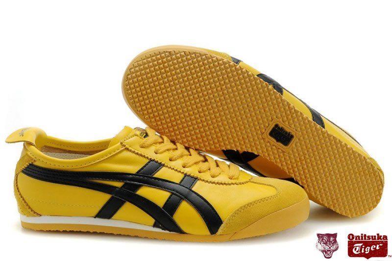 Onitsuka Tiger Mexico 66 Sneakers (yellow   black)  TS-M4529  -  69.99    Buy Onitsuka Tiger Online b9e4845ee9