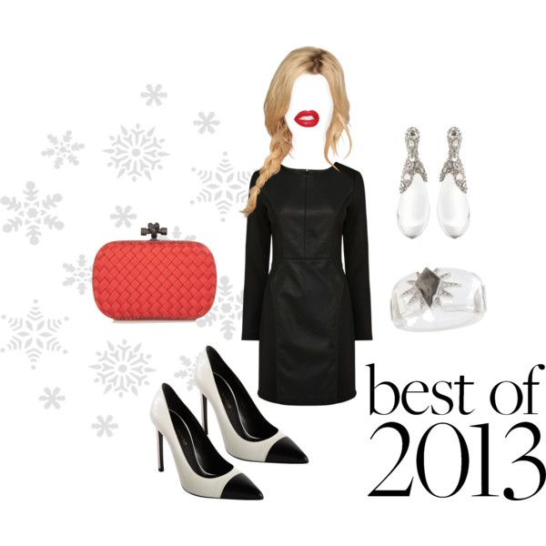 """""""New Year's eve party look"""" by fancysecrets on Polyvore"""