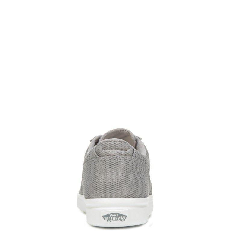 9c49bd49b5f Vans Women s Chapman Lite Skate Shoes (Grey White)