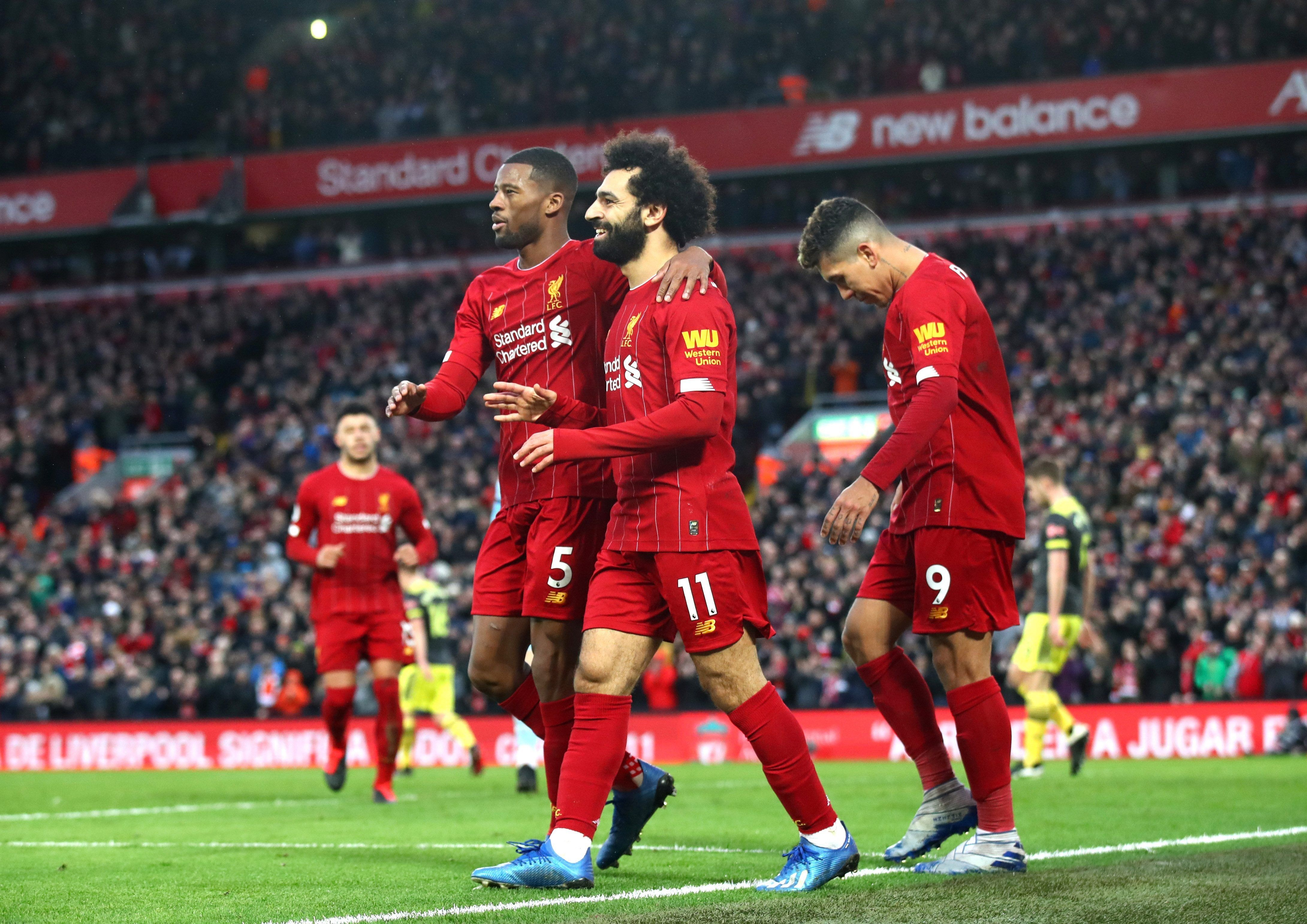 Liverpool Vs West Ham Live Stream How To Watch Premier League Fixture Tv Channel Kick Off Time Team News Footb Premier League Watch Premier League Liverpool