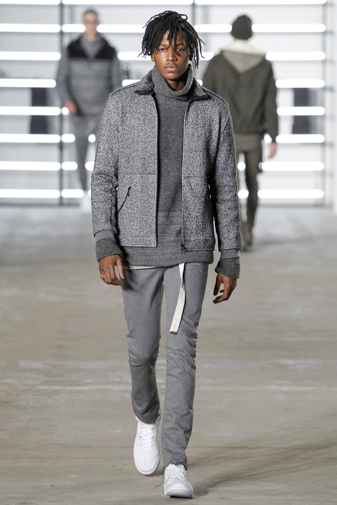 John Elliott, Look #11