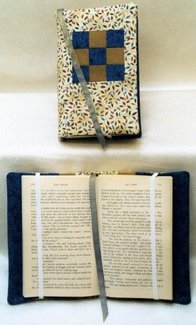 Paperback Book Cover Diy Ideas Fabric Book Covers Lazy Girl