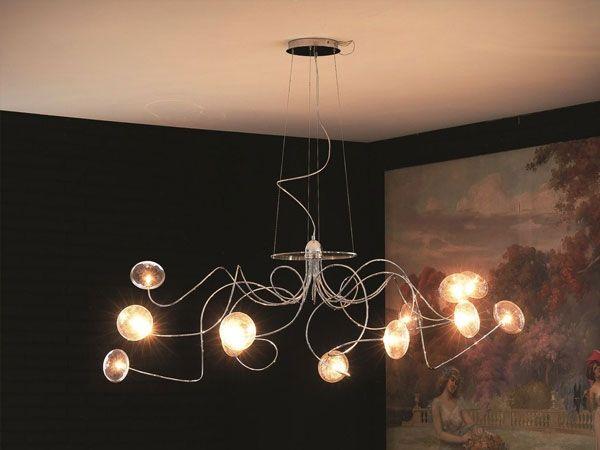 Quali sono gli stili odierni riguardo ai lampadari per la camera da ...