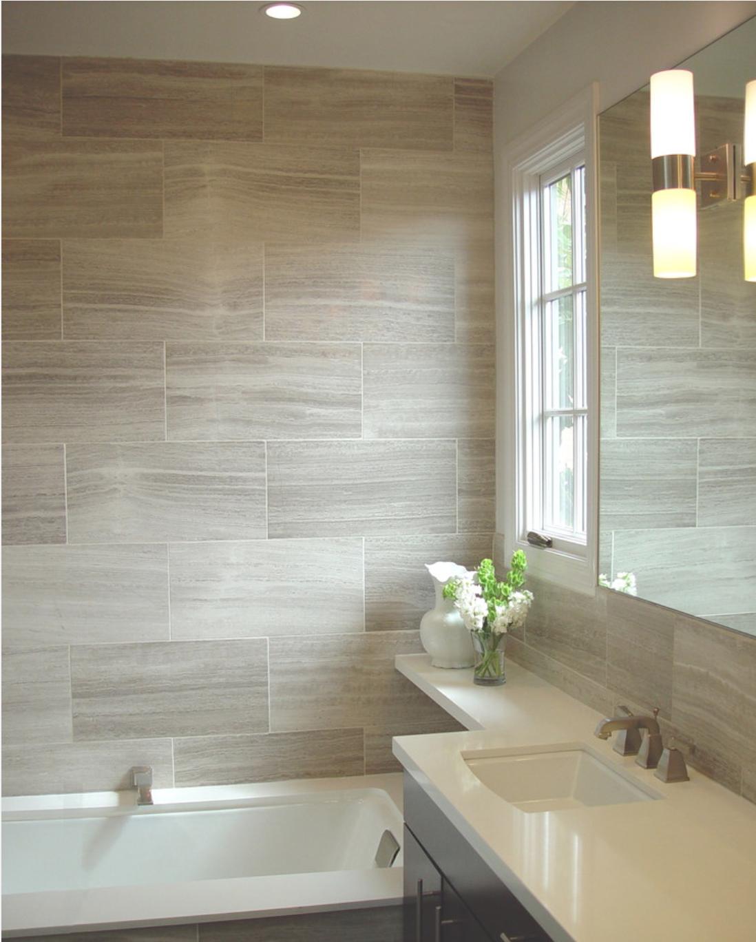 stone tile at baths? | Debbie | Pinterest | Stone tiles, Bath and ...