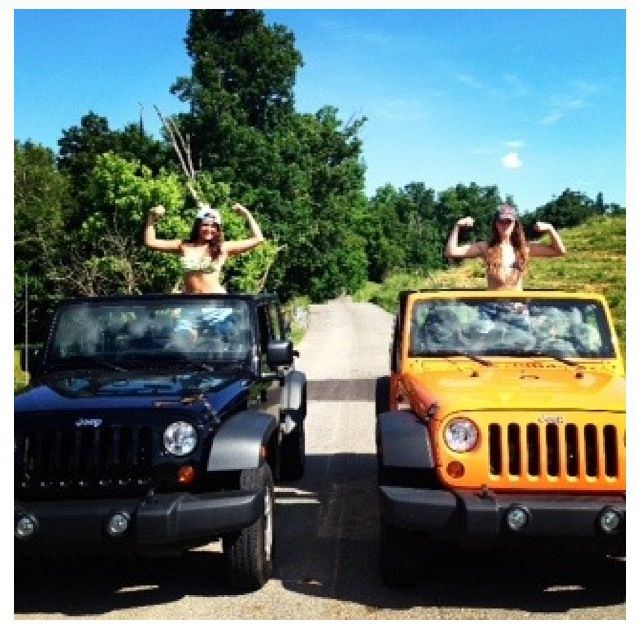 Jeep Pictures With Friends