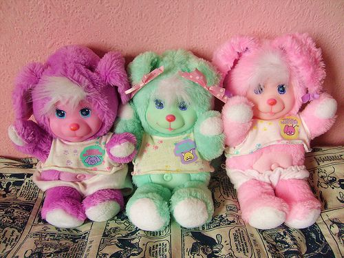 Magic Nursery Pets Were Part Of A Larger Series Toys Mainly Doll And Their Accessories Produced By Mattel In The Late 1980 S To Early 1990