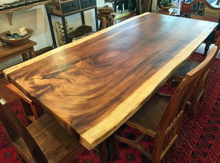 Live Edge Dining Table Inspiration For Your Dining Room Slab