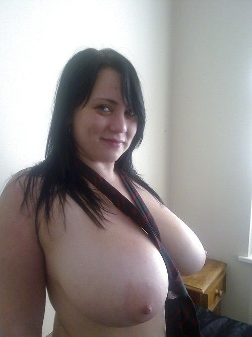 He screws huge boobs bbw
