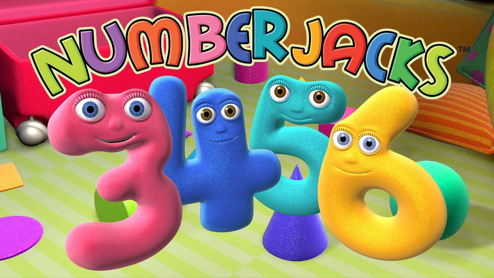 Numberjacks Games Tiny Pop Childhood memories 2000