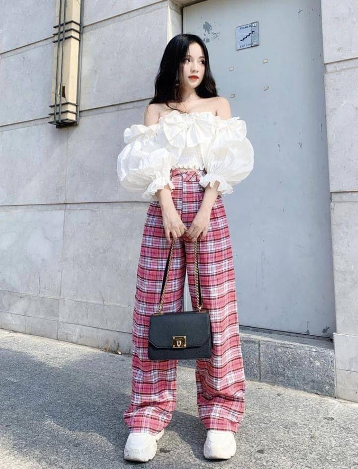 Thời trang nữ Hà Thu - Nàng thơ hiện đại và khí chất   Báo