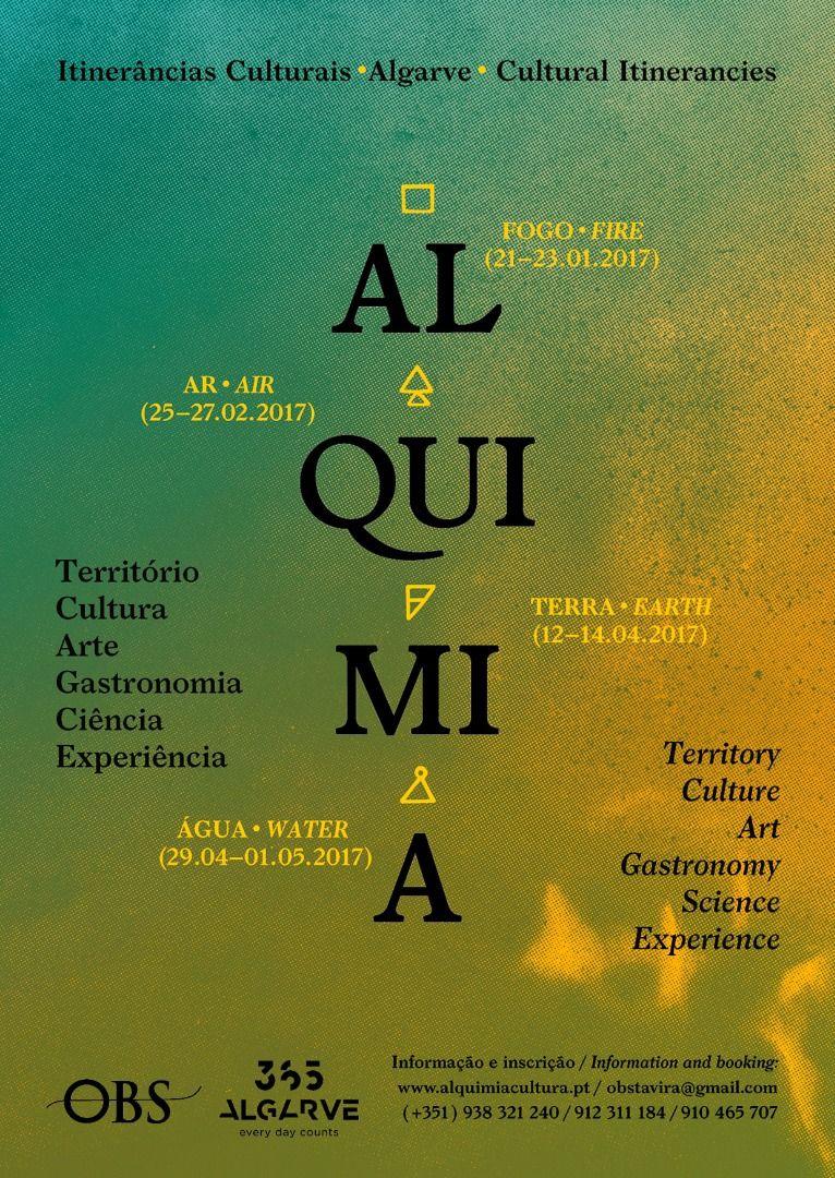 Alquimia | Talleres Culturales | Algarve