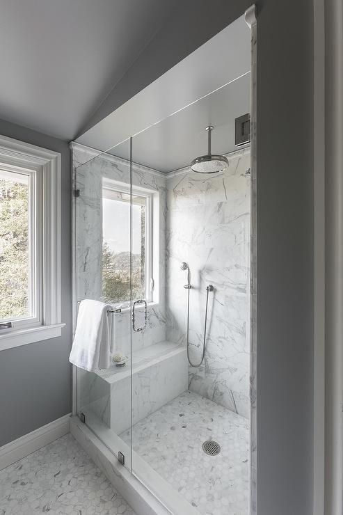 Propuestas para tener una ducha sin plato bathroom - Duchas sin plato ...