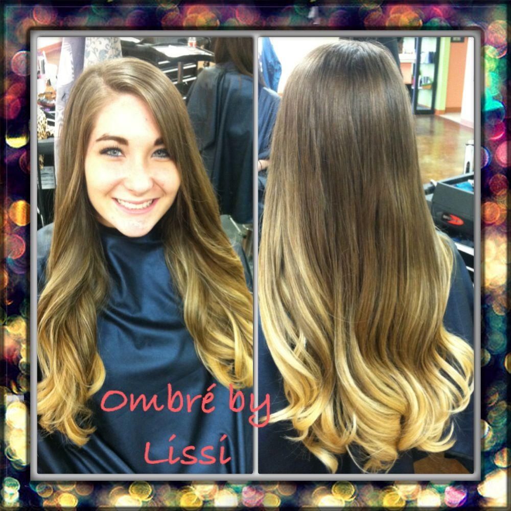Ombr By Lissi Hall At The Palms Salon Spa Odessa Tx Hair