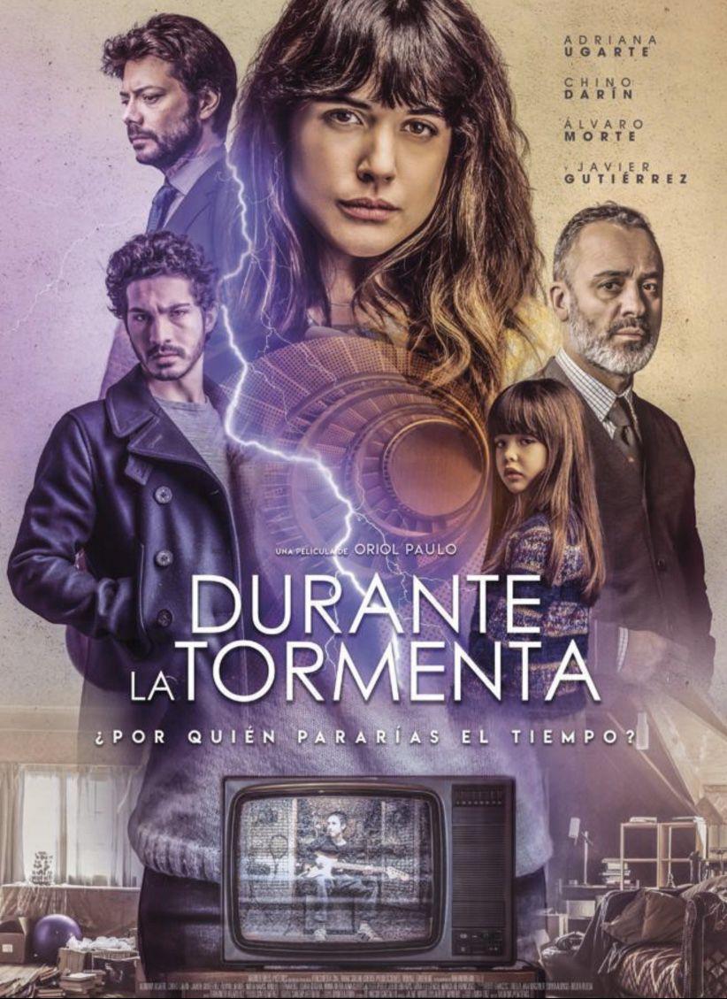 Durante La Tormenta Film Films Complets Film Dc Comics