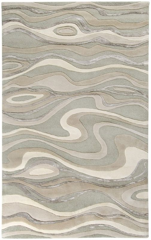 Modern Clics Collection Contemporary Hand Tufted Wool Rug Candice Olson Rugs By Selectrugs