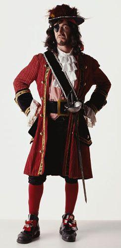Vestimenta de capitan pirata  fb458e7ff4d