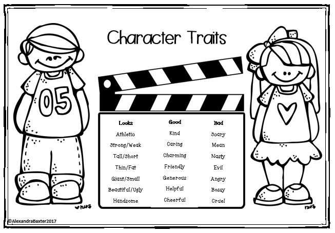 Narrative Writing Packet includes: Worksheets, Graphic