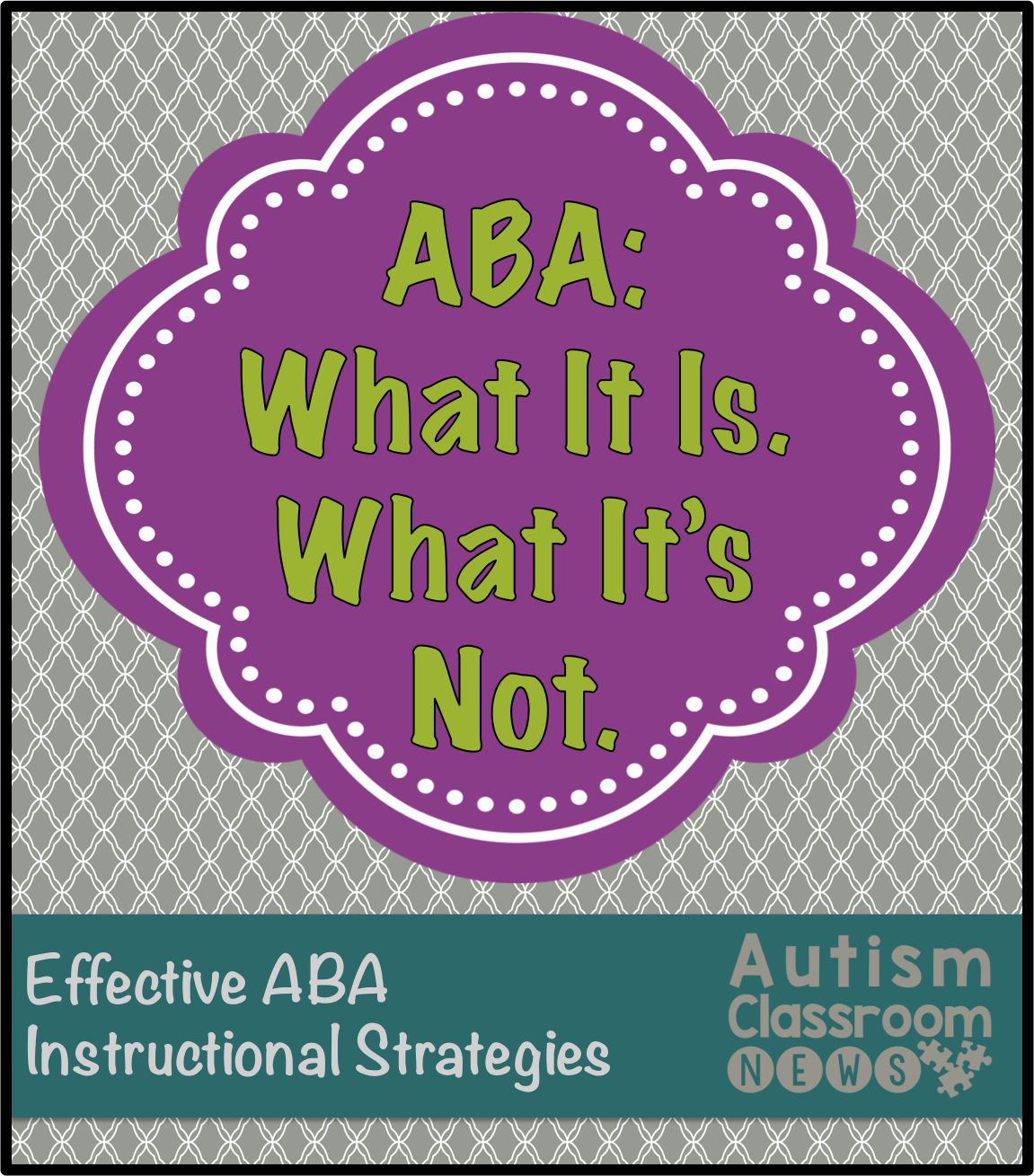 Applied Behavior Analysis What It Is What ItS Not  Applied