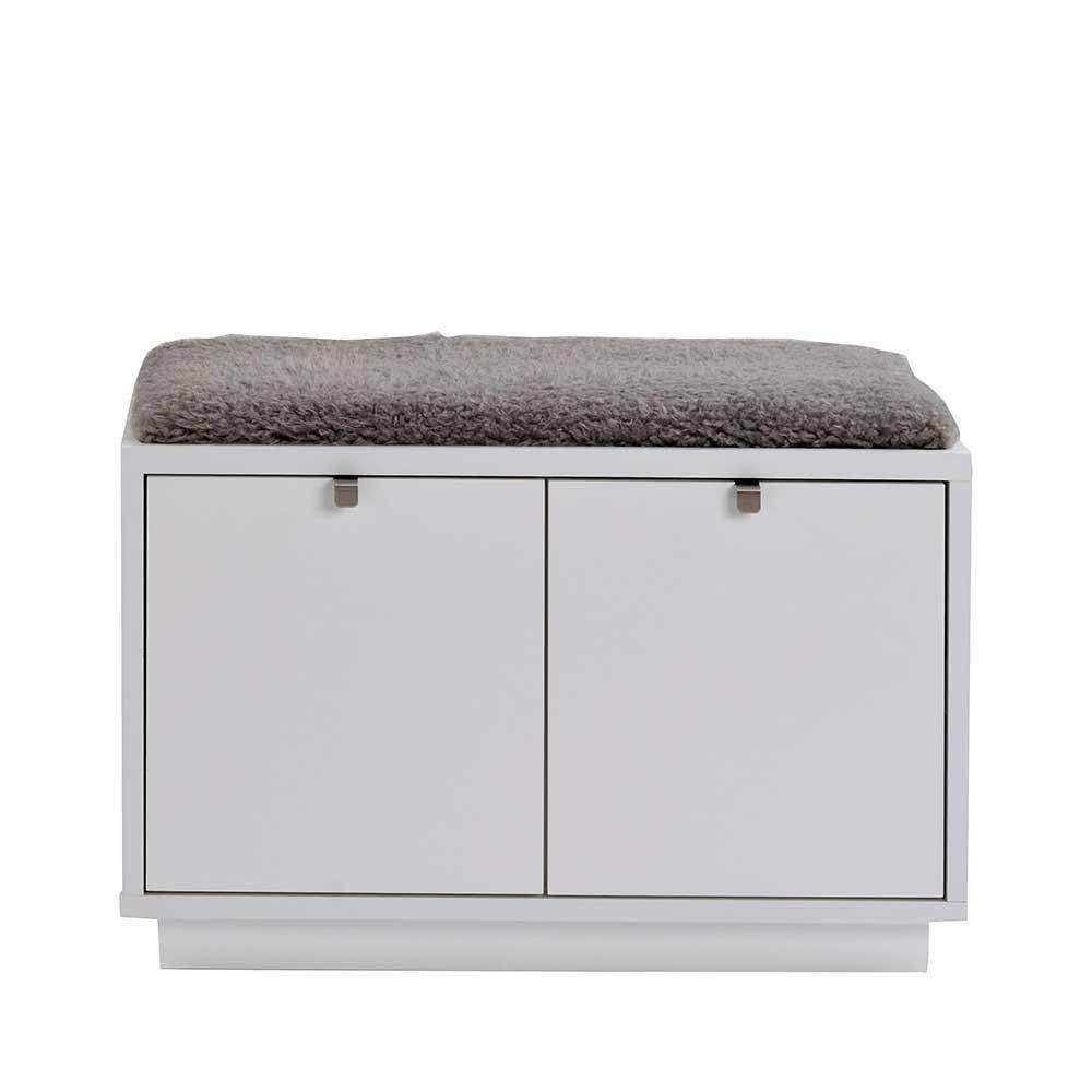 Flurbank Chiosma In Weiss Mit Schubladen Flurregal Klassisch In 2019 Outdoor Storage Outdoor Furniture Outdoor Decor