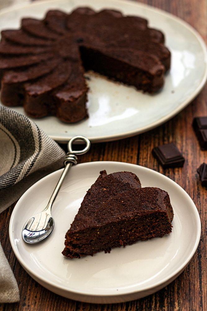 Gateau Au Chocolat A La Courgette Sans Beurre Recette Dessert