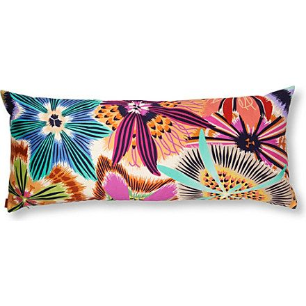 Neda cushion - MISSONI HOME - Cushions - Home accessories - Shop Home - Home & Tech | selfridges.com